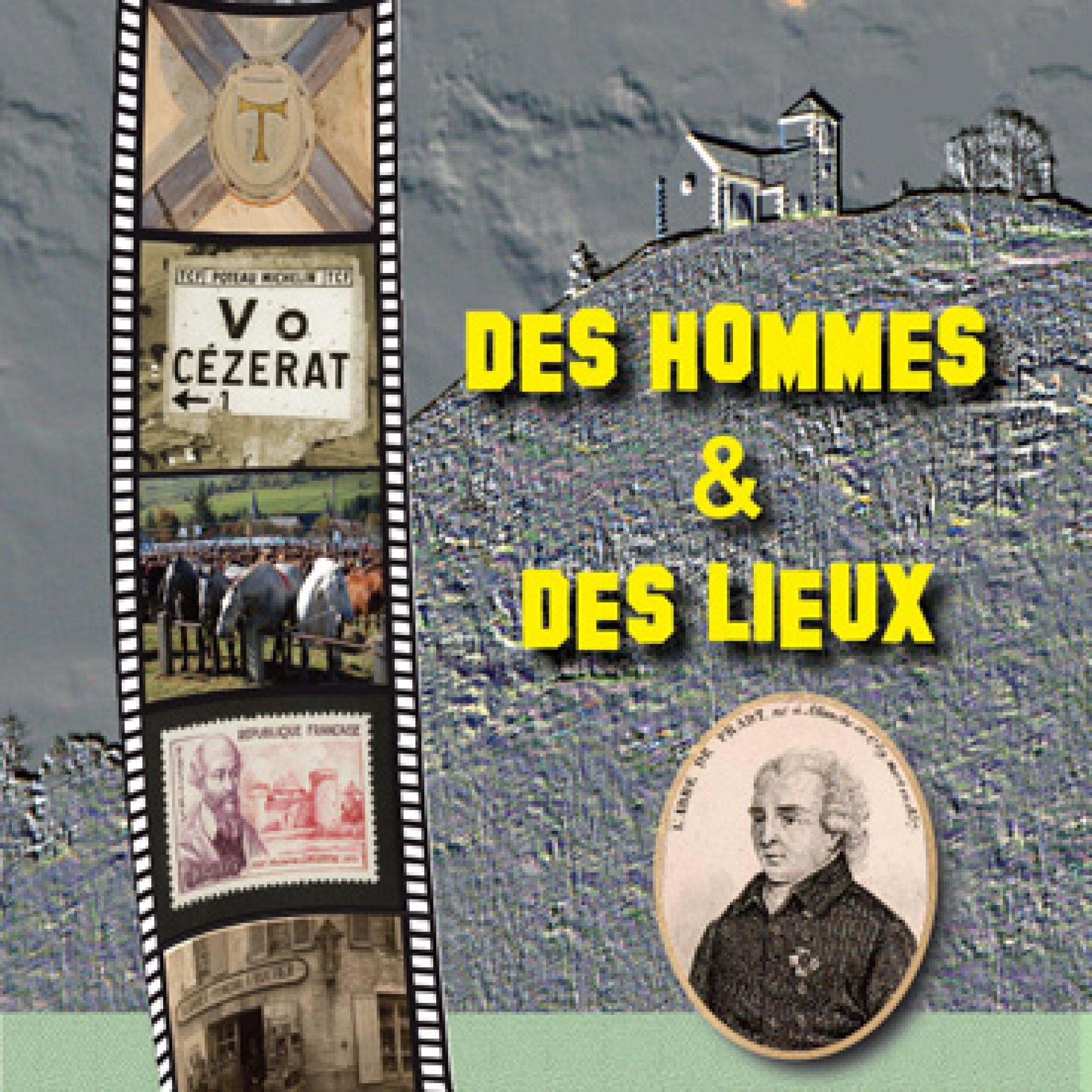Cahier n°4 : Des hommes et des lieux en Cézallier