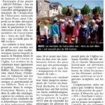 Plus de 400 écoliers cantaliens dans les rues – La montagne – 210617