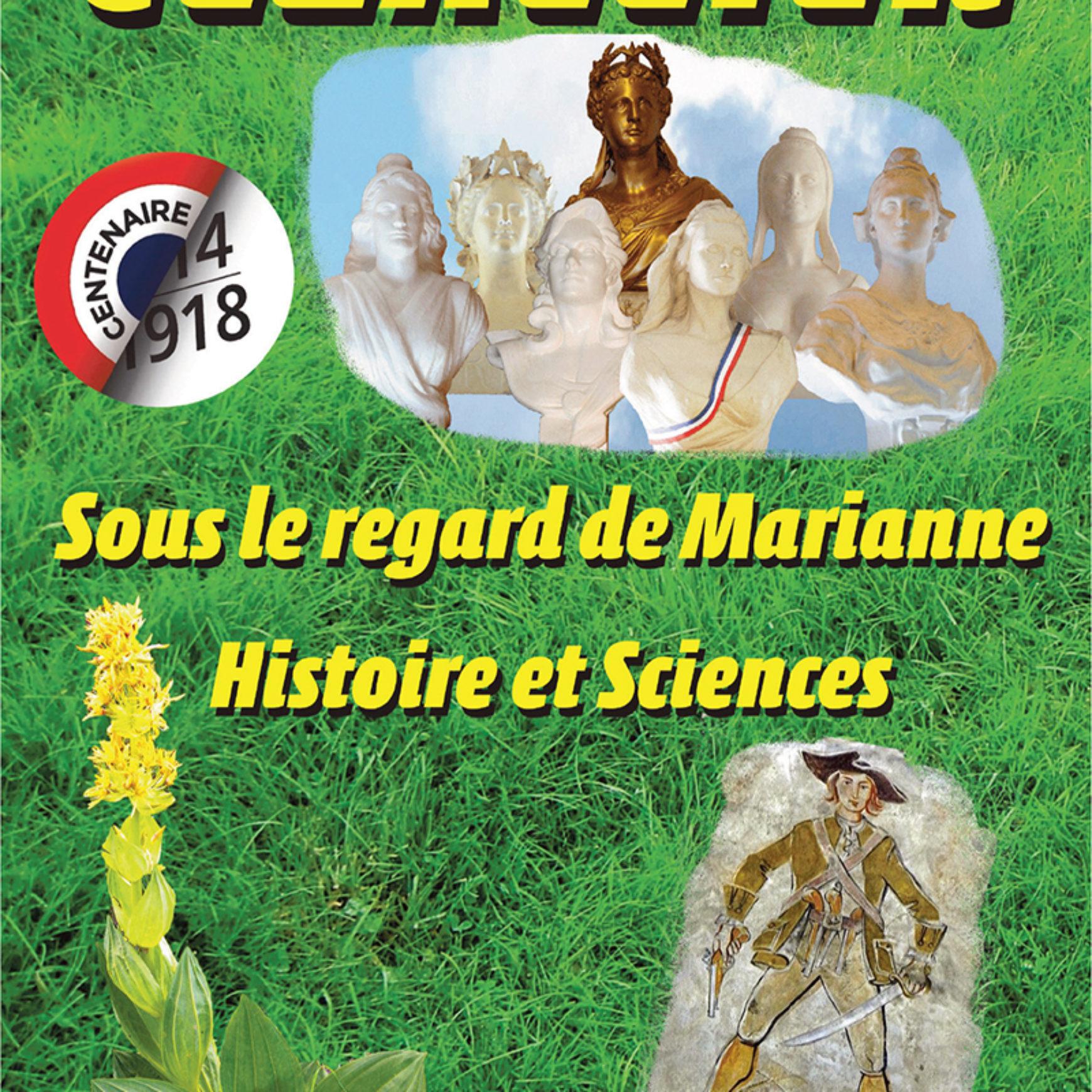 Cahier n° 11 : Cézallier, sous le regard de Marianne – Histoire et Sciences