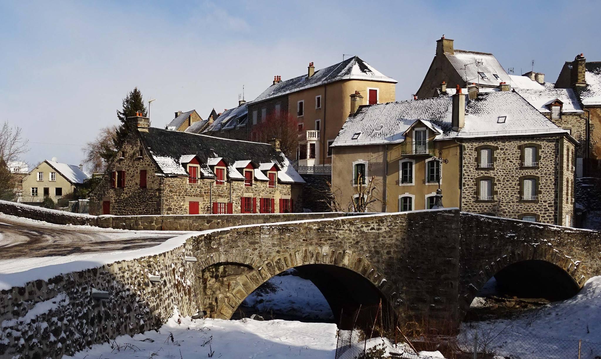 Allanche Neige 2019 - JACQUES AUBERT