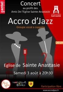 ADESA - Accro d'Jazz - 3 aout 2019