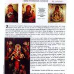 Extrait «Une icône Russe du XVIIIème siècle» – Yves Aufauvre – Revue de l'Association Française des Amis des Antonins