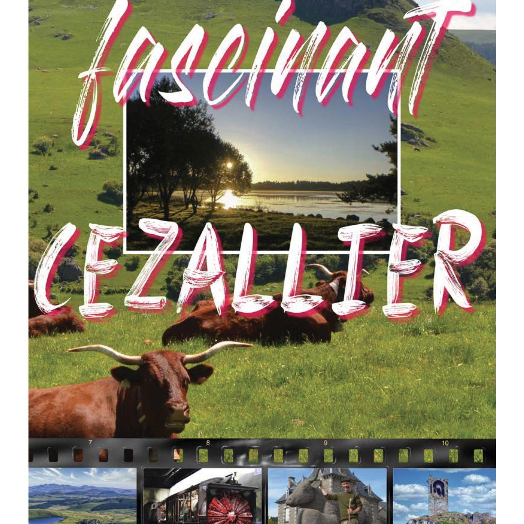 Cahier n°14 : fascinant Cézallier