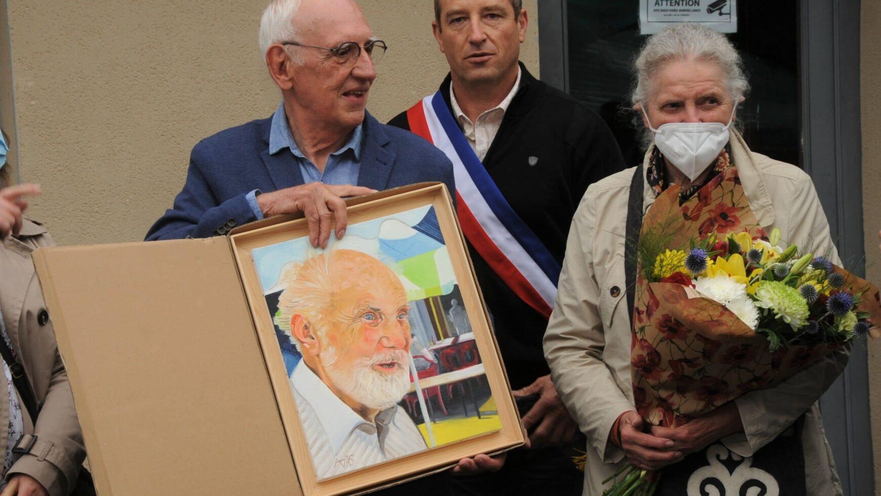 Très bel hommage à Joël Fouilleron !